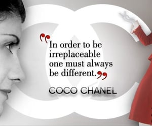 chanel, famous, and motivation image