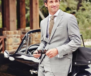 actor, patrick dempsey, and photoshoot image