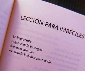 book, espanol, and idiot image