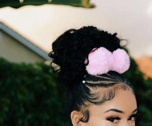 saweetie and hair image