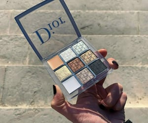 dior, eyeshadow, and beauty image