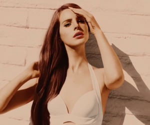 music and lana del rey image