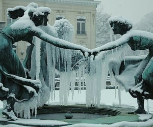 ice, photographie, and winter image
