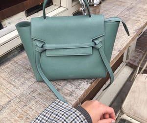bag, celine, and designer image