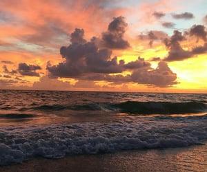 sea, sky, and aesthetics image