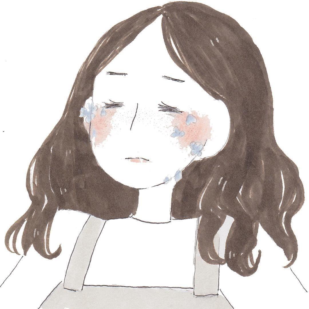 girl, cry, and korean image