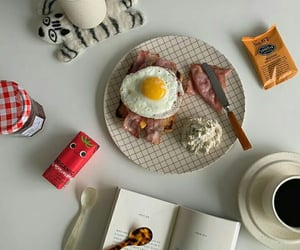 aesthetic, breakfast, and eggs image