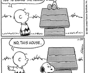 charlie brown, funny, and peanuts image