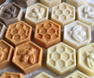 aesthetic, soap, and brown image