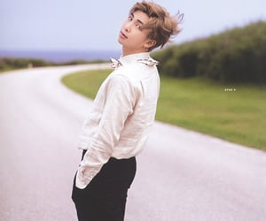 bts, namjoon, and summer package image