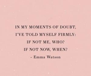 emma watson, words, and pink image
