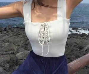 aesthetic, asian, and k-fashion image