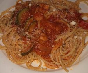 delicious, pasta, and scampi image