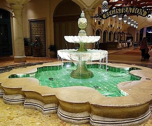 florida, usa, and water fountain image