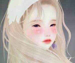 cyber, doll, and imvu image