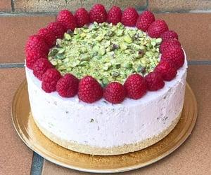 cake, girls, and sugar image