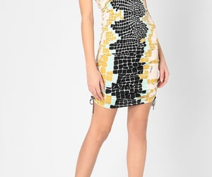 dress, fashion, and Just Cavalli image