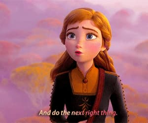 disney, gif, and frozen 2 image