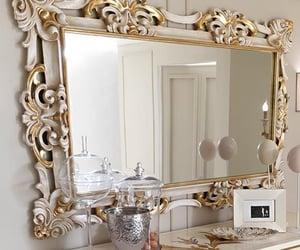 luxury, mirror, and room image