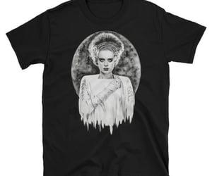 goth, gothic, and Bride of Frankenstein image