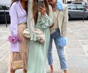 aesthetic, chic, and lilac image