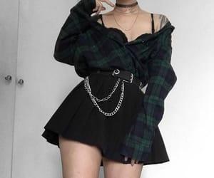 goth chic image