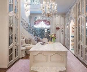 home, luxury, and closet image