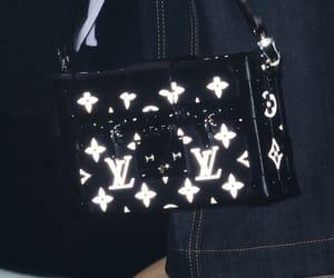 Louis Vuitton, fashion, and bag image