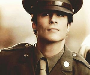 aesthetic, army, and ian somerhalder image