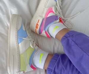 shoes, nike, and kpop image
