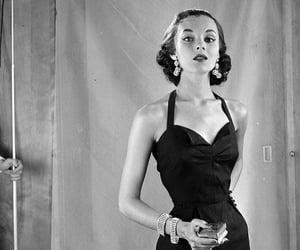 fashion inspiration, icon, and vintage makeup image