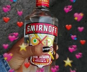 alcohol, smirnoff, and vodka image