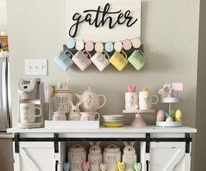 bar, bunny, and decor image