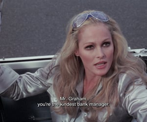 1970, Ursula Andress, and screen capture image