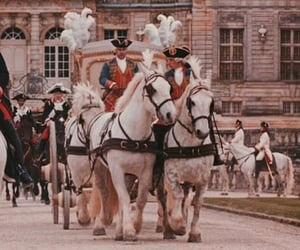 horse, marie antoinette, and royal image