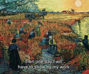 Dream, quotes, and vincent van gogh image