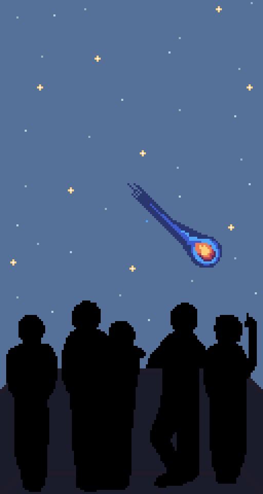 art, asteroid, and digital art image