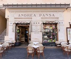 Amalfi, beautiful, and cafe image