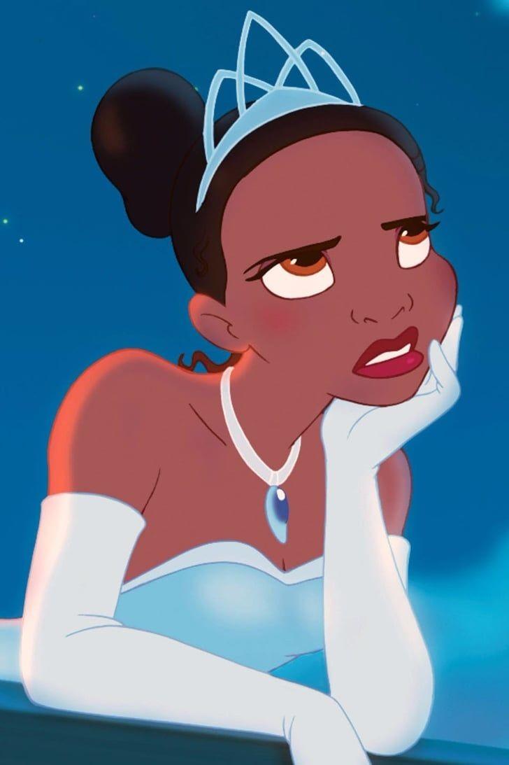cartoon, disney, and princess image