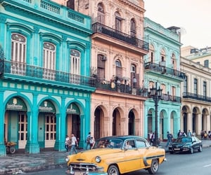 cuba, travel, and beautiful image