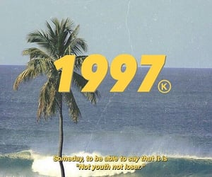 aesthetic, 1997, and beach image