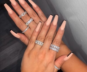 nails, claws, and diamonds image