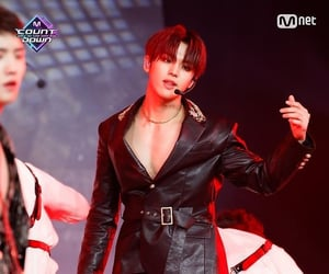 k-pop, pentagon, and hongseok image