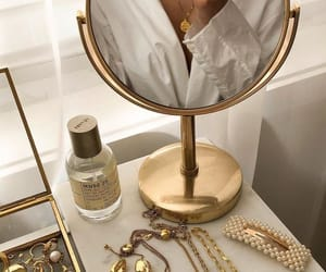 gold, accessories, and jewelry image