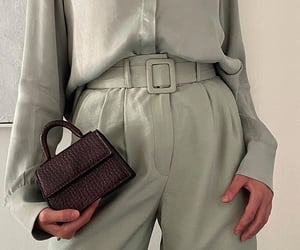 aesthetic, bags, and fashion image