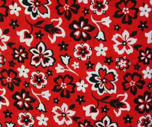 etsy, quilting, and floral fabric image