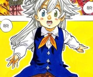 anime, manga, and tristan image