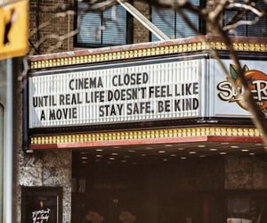cinema, closed, and funny image