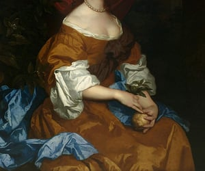 baroque, delicate, and classical painting image
