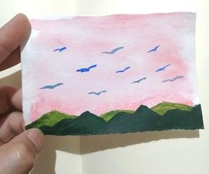 basic, landscape, and painting image